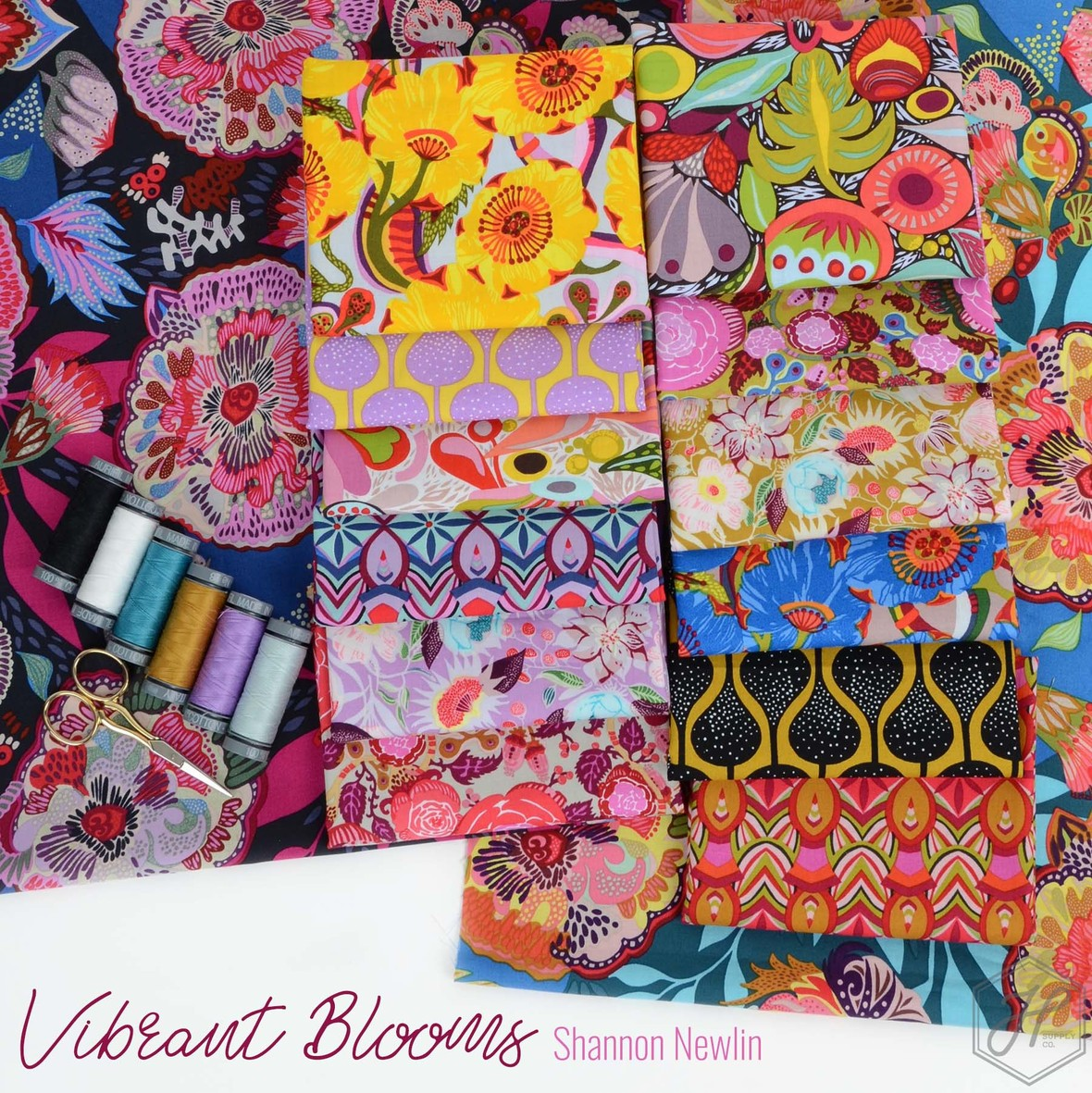 Vibrant Blooms from Shannon Newlin at Hawthorne Supply Co