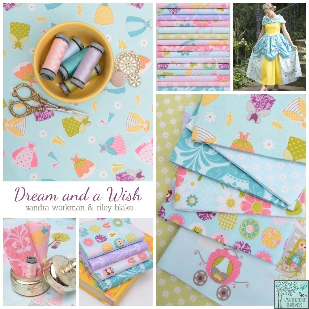 Dream and a Wish Fabric Poster