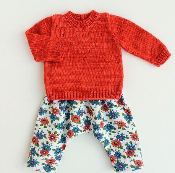 wiksten- harem pants- baby and toddler