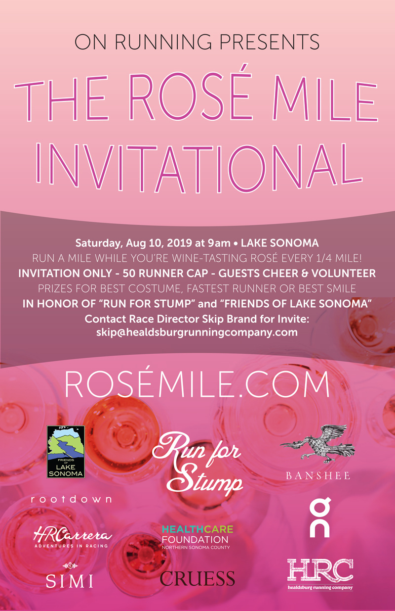 Rose Mile poster 2019