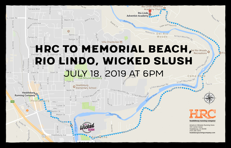 wicked slush rio lindo map