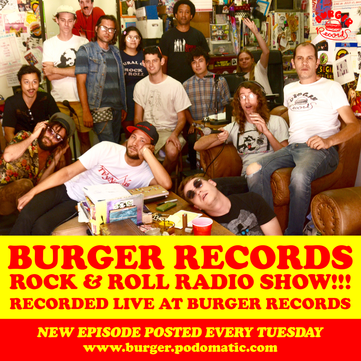 ROCK N ROLL RADIO SHOW COVER37