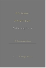 African-American Philosophers: 17 Conversations