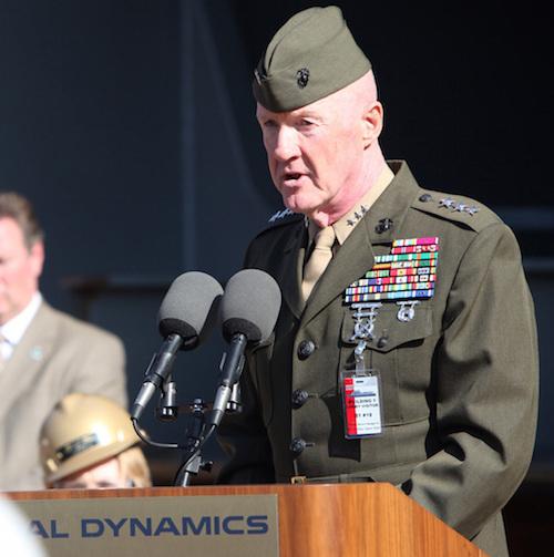 Lt.Gen. Mills