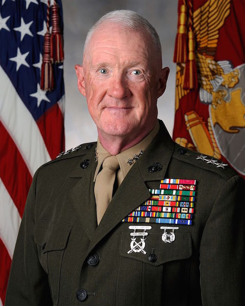 Lieutenant General Richard P. Mills