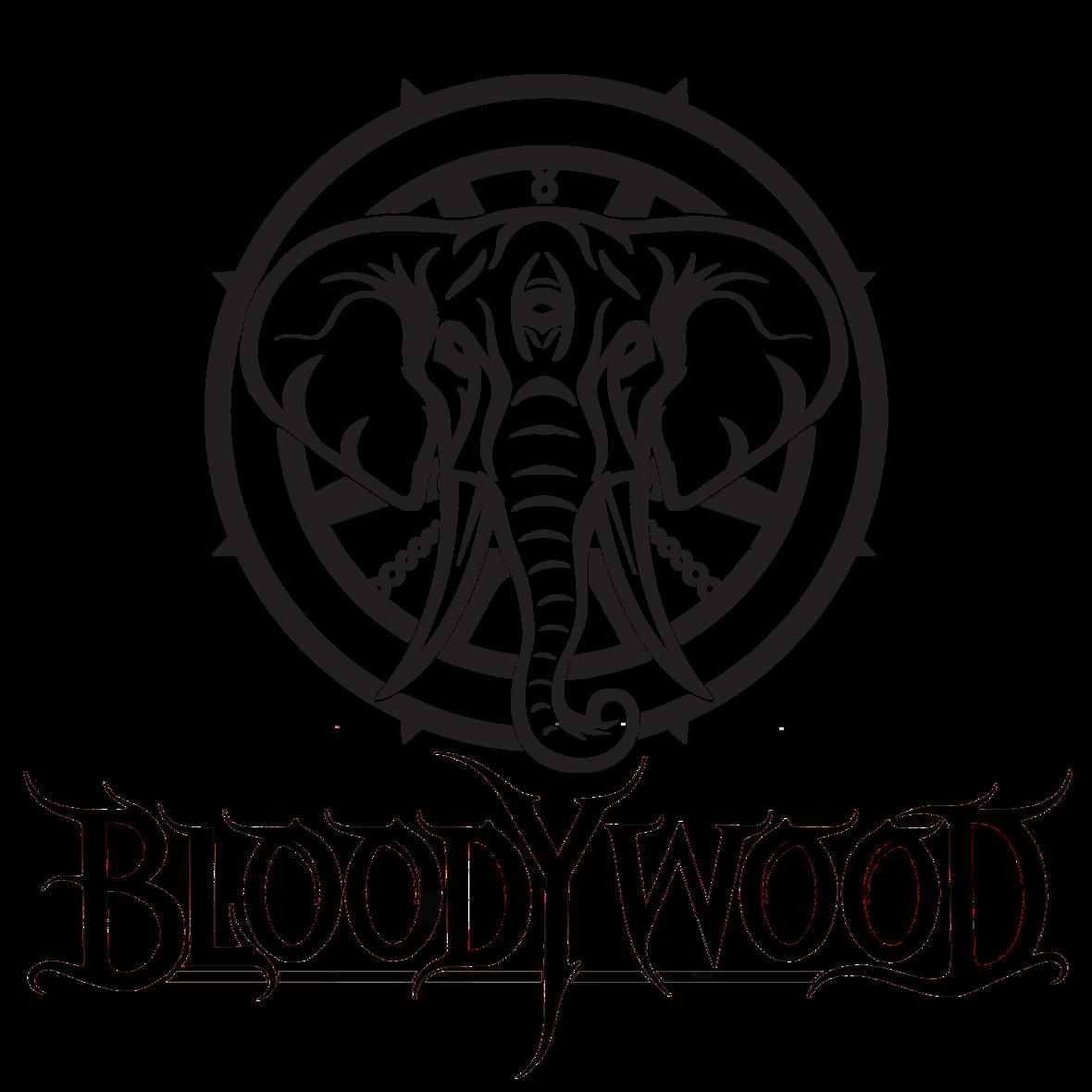 Elephant Text Logo