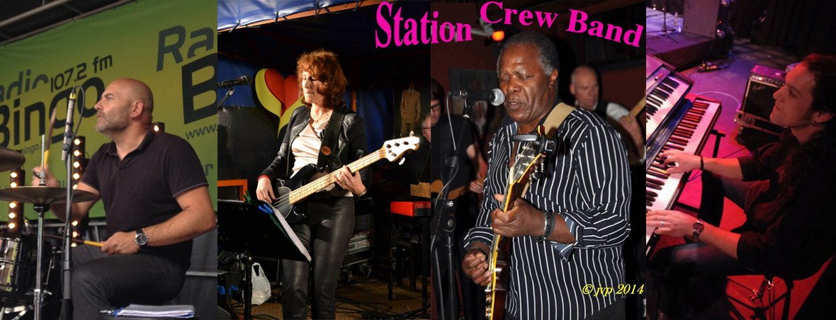 the station crew