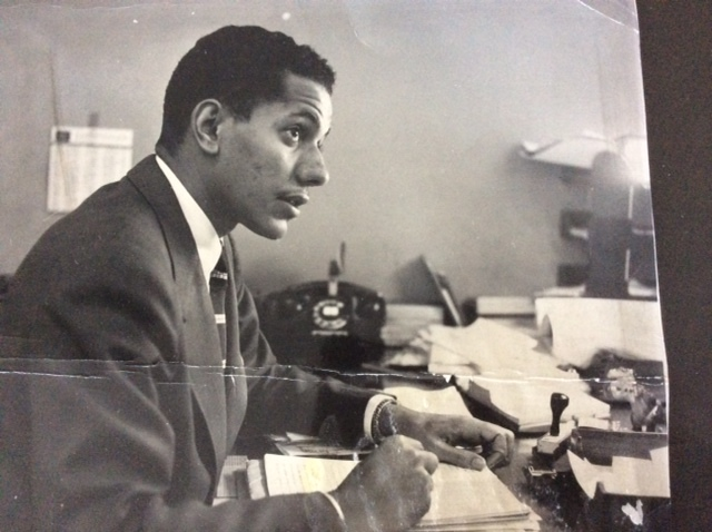 Louie Robinson circa 1951