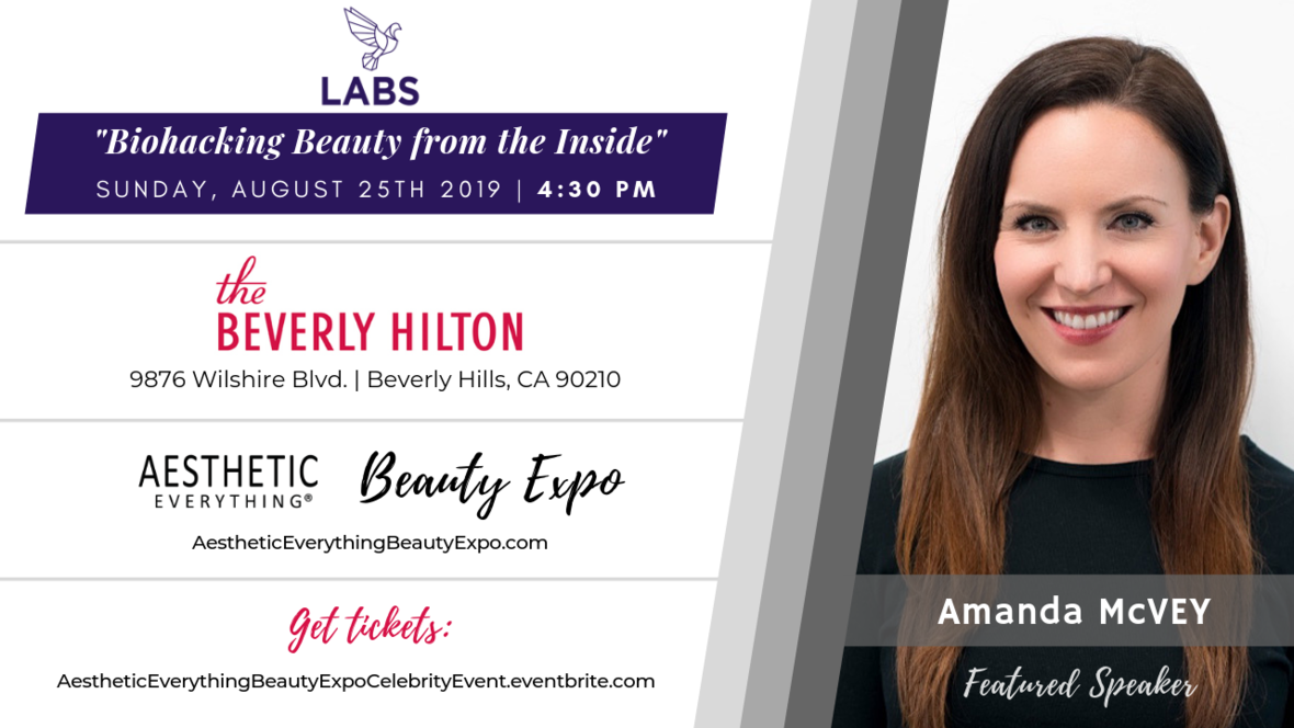 Amanda McVey - Beauty Expo speaker