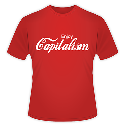 Enjoy Capitalism-400x400