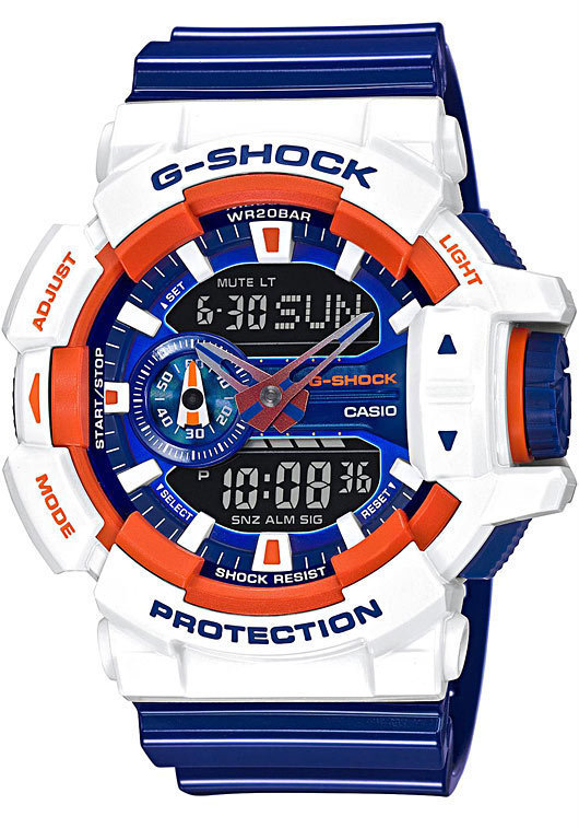 Gshock GA400CS7Amain