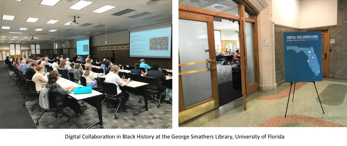 Black History Digital Collaboration