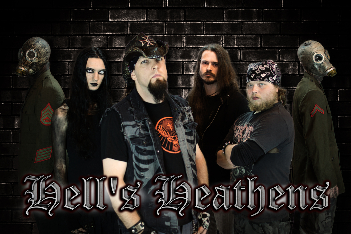 Hell s Heathens Band Photo
