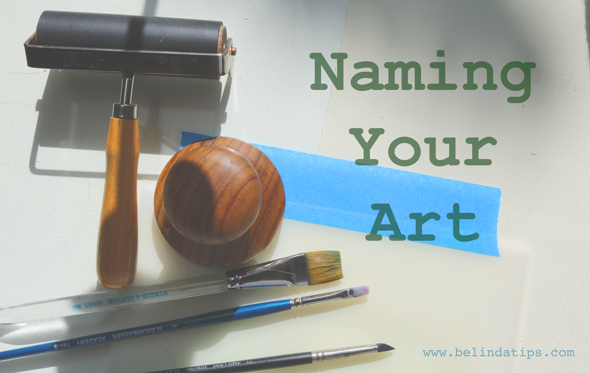 Naming-Your-Art
