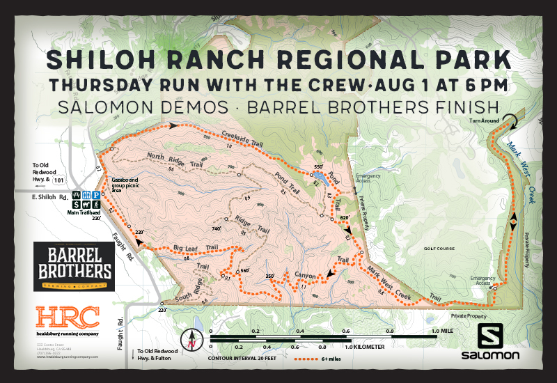 shiloh ranch barrel bro aug 2019