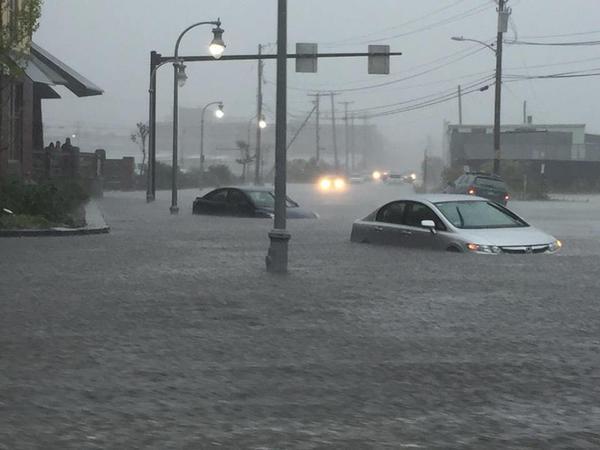 portland flood