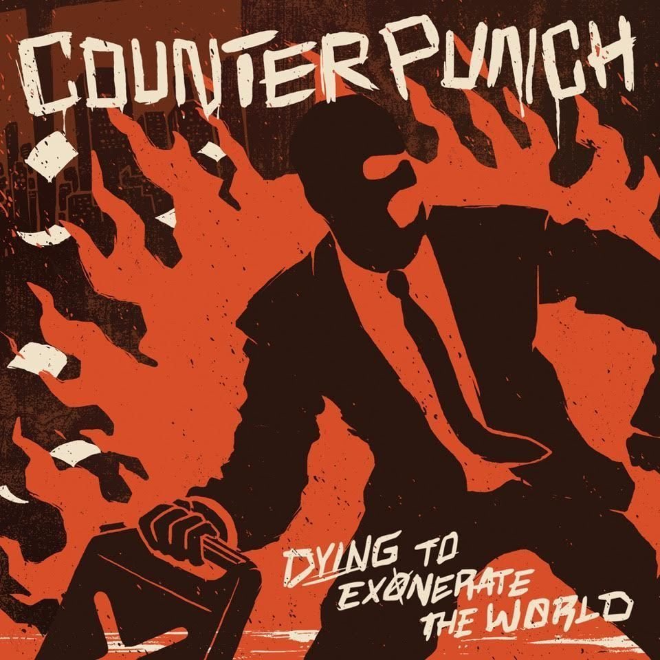 counterpunch dying to exonerate the world cover