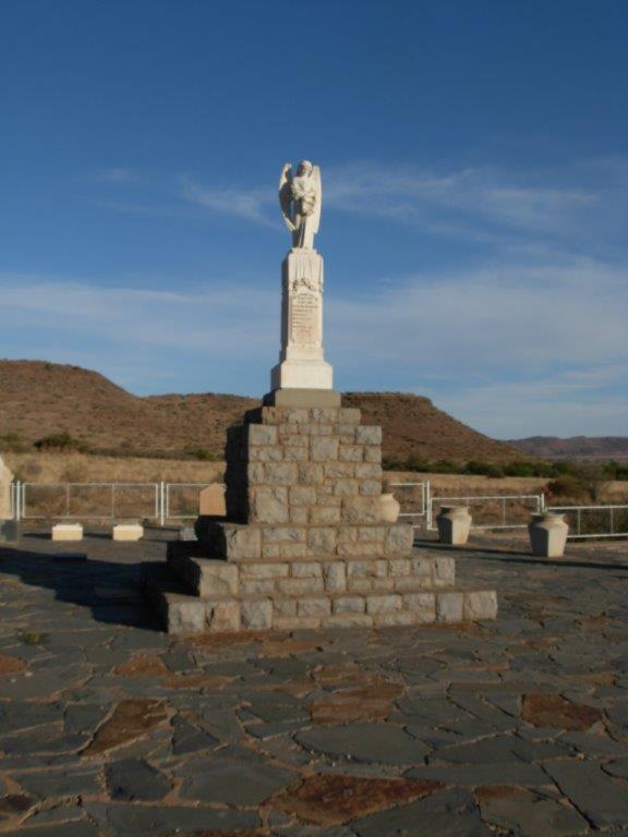 Bethulie KK monument