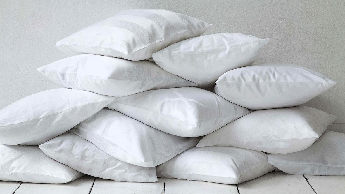 Pillow pile