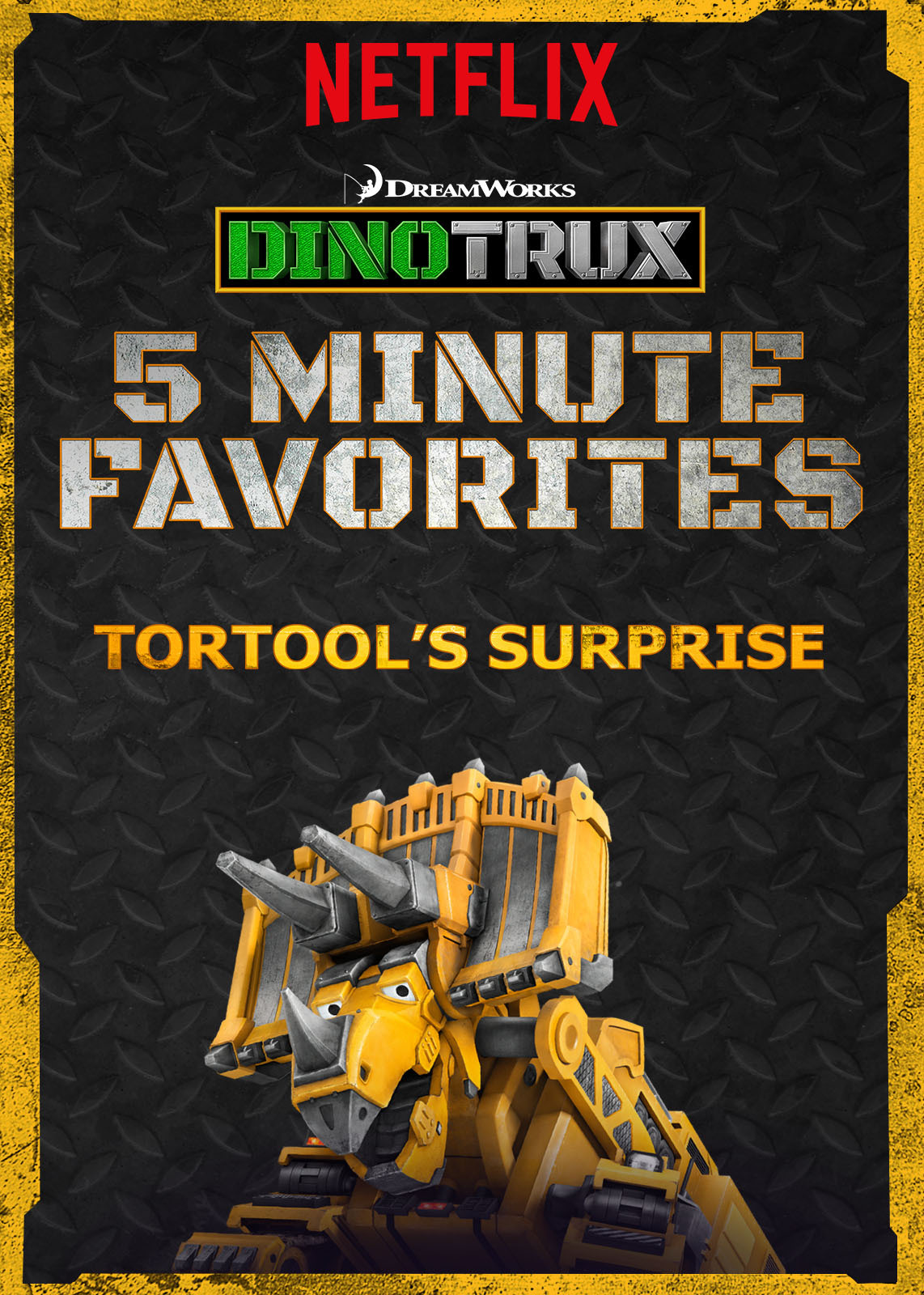 DinoTrux Tortool's Surprise