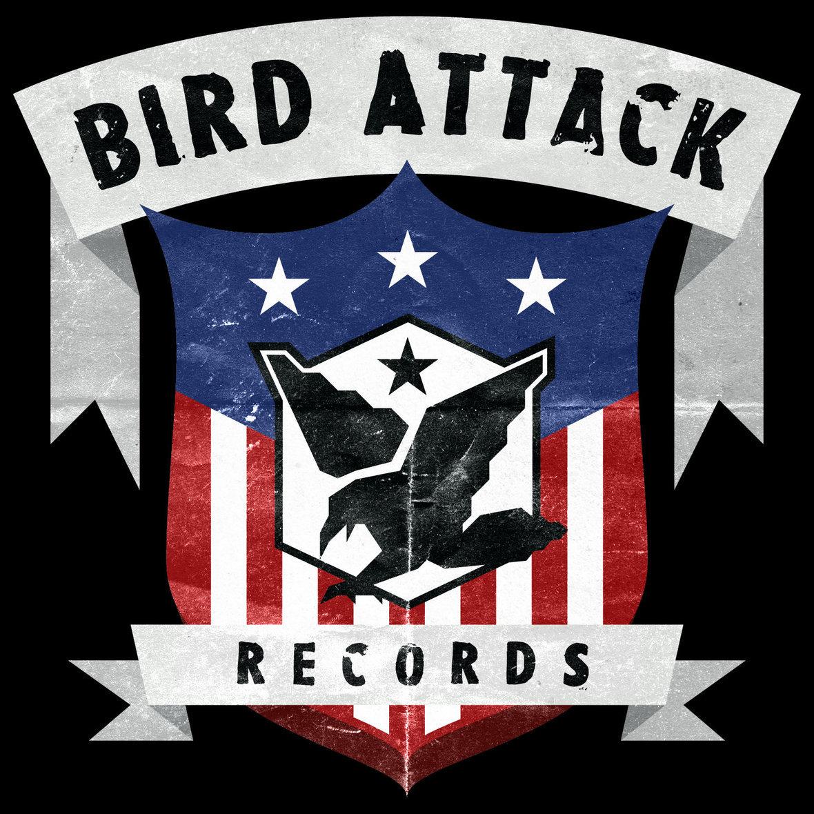 bird attack records logo