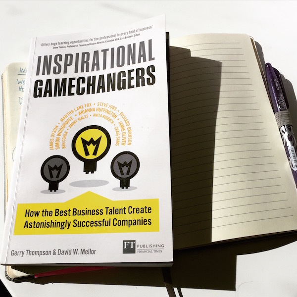 GerryThompson inspirationalGamechangers