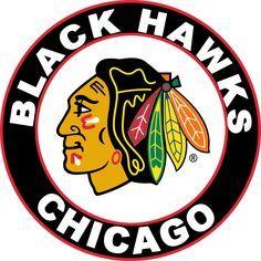 black hawks logo