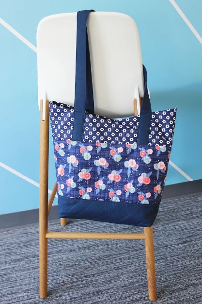 Tulip tote on rb blog