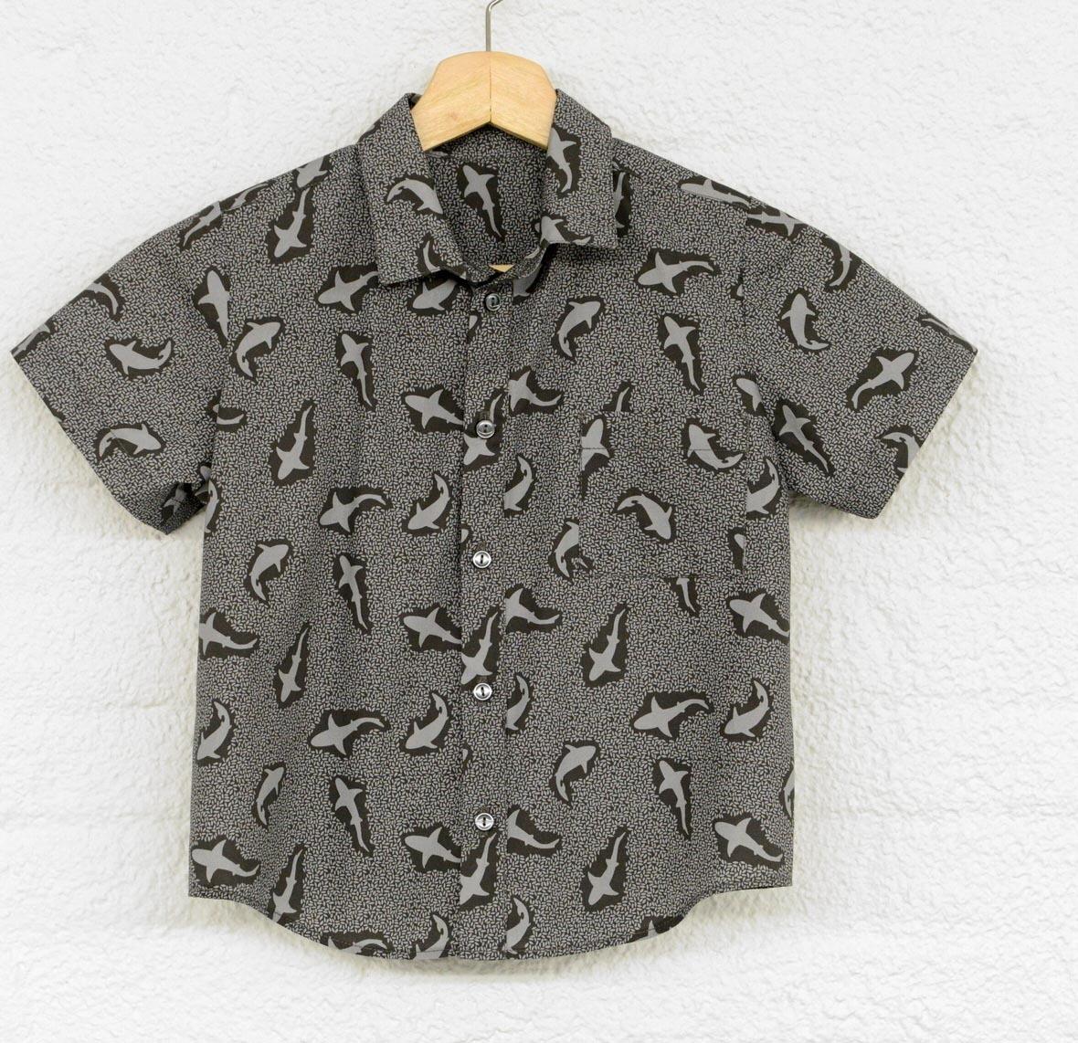 Sketchbook Shirt Mariner