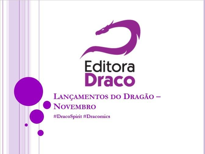 Lançamentos de Novembro - Dracomics