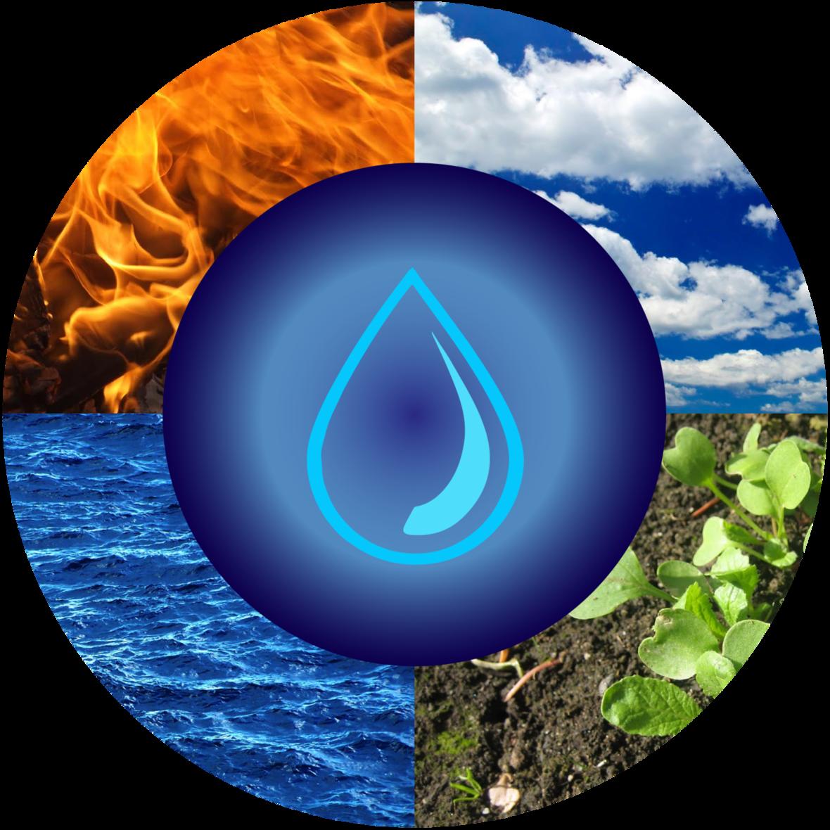 Water song logo