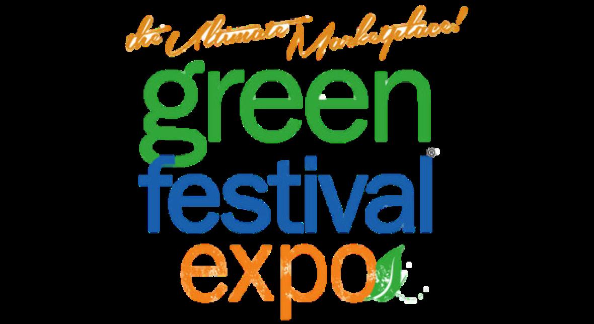 Green fest expo logo