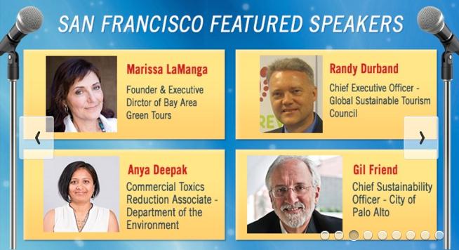 Green fest expo speakers