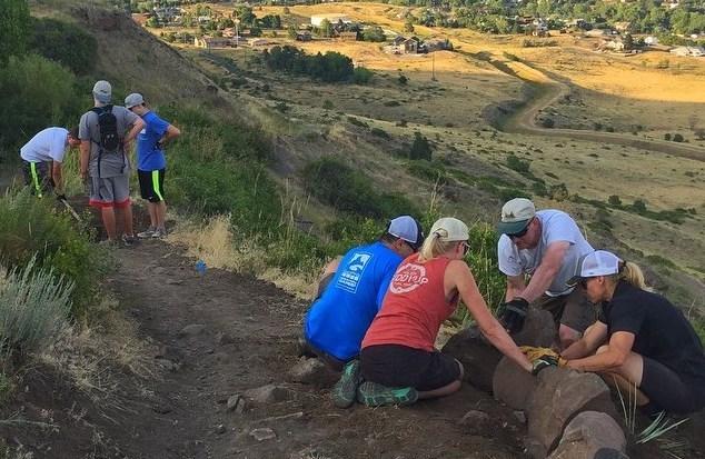 Lakewood Trail Work 2