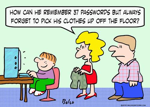 Remembering-Passwords