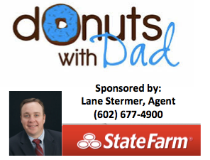 2015 Donuts with Dads