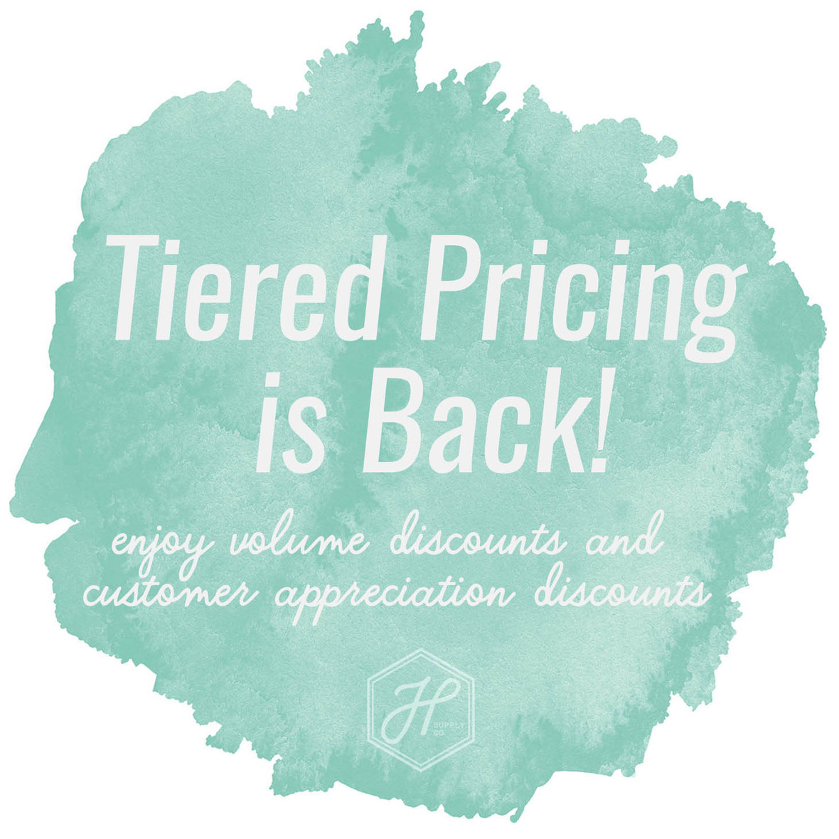 Tiered Pricing at Hawthorne Supply Co