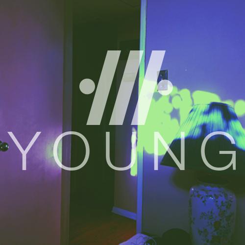 young ep art