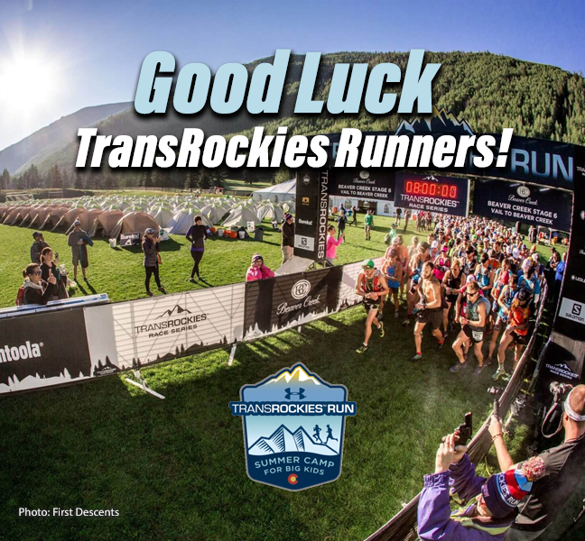 good luck trans rockies2