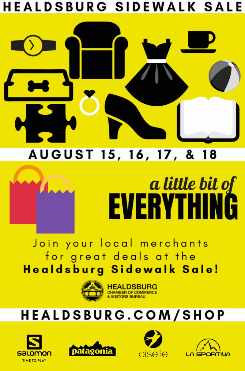hbg sidewalk sale