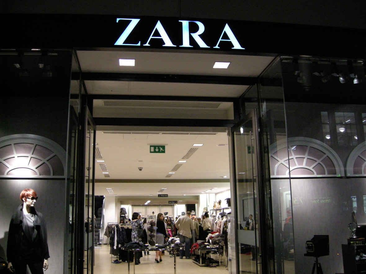 Zara - London UK 27