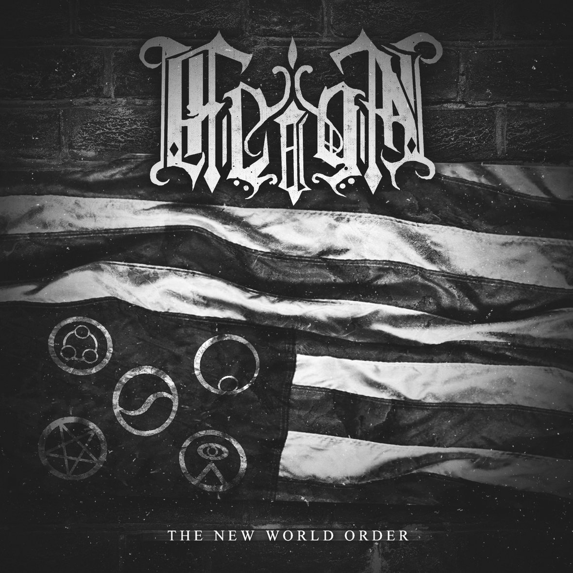 THE NEW WORLD ORDER ALBUM ART