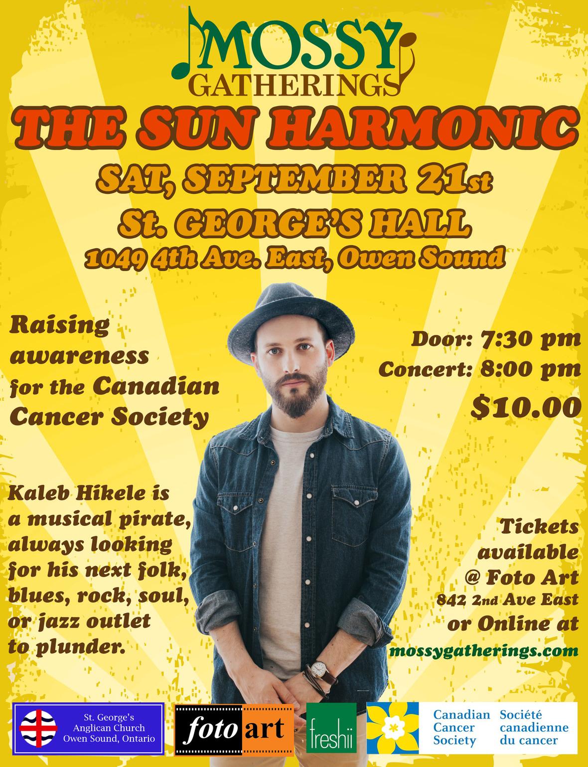 The Sun Harmonic version 2