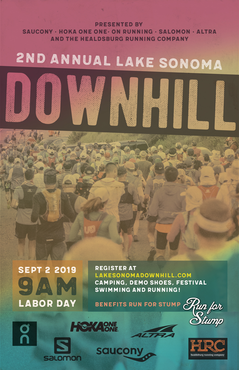LS downhill poster 2019