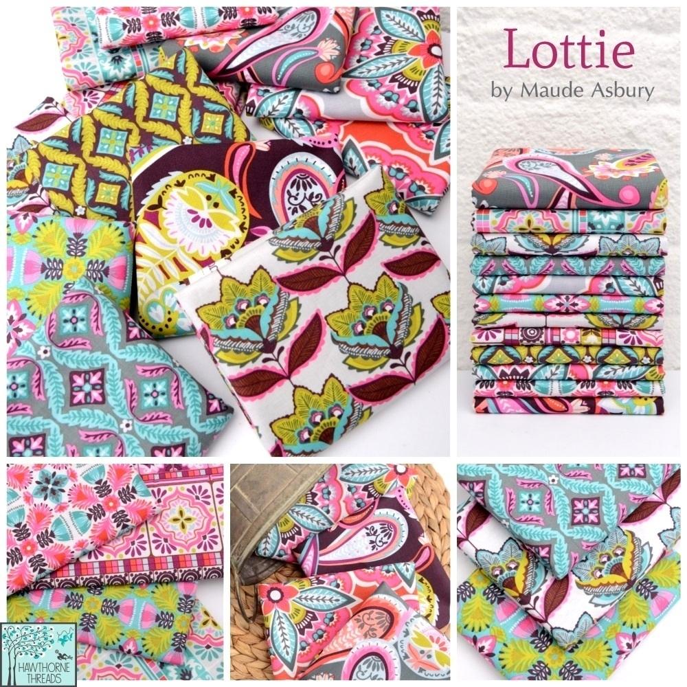 Lottie Fabric Poster