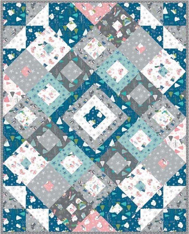 Winter Wonderland Quilt 2
