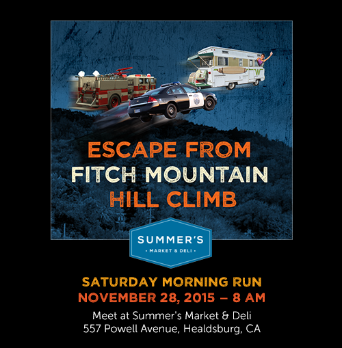 escape fitch hillclimb