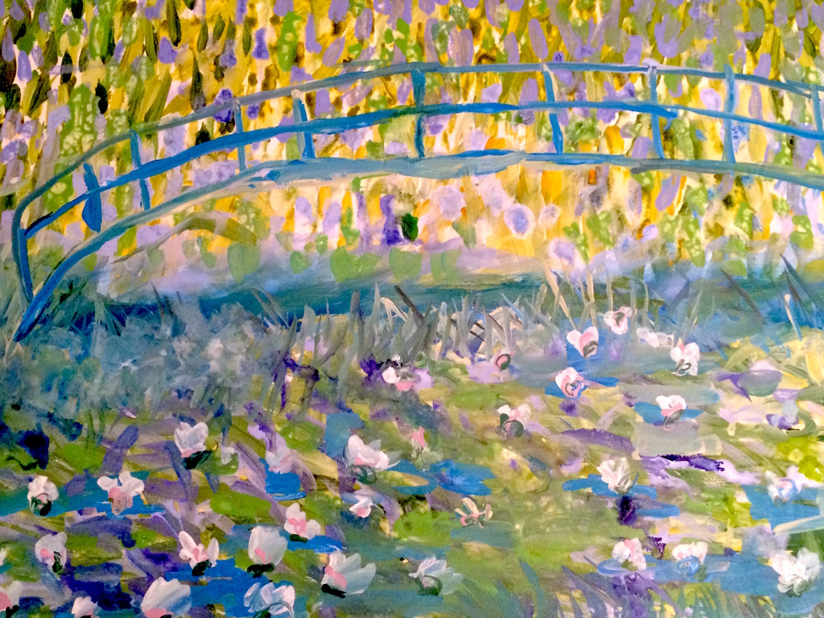 GP monet waterlilies