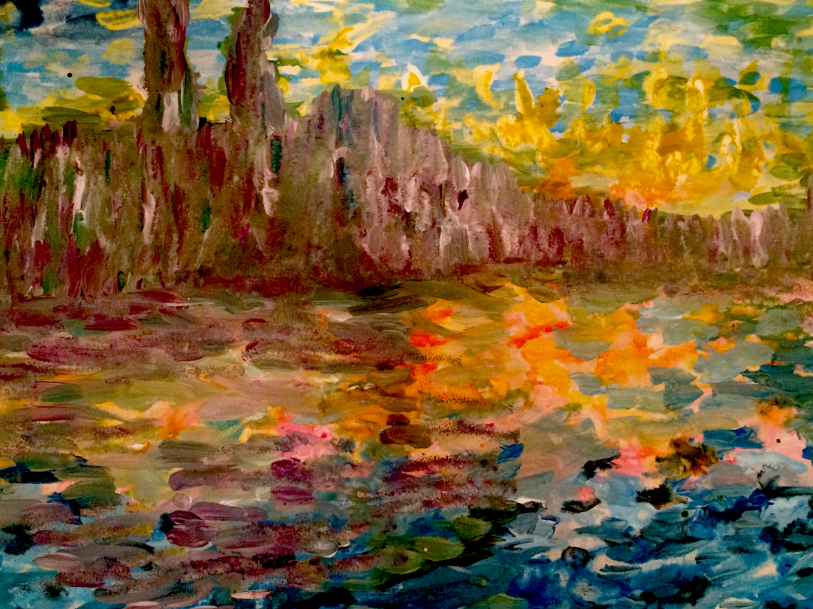 OD monet sunset