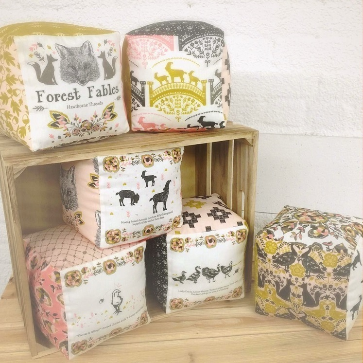 Forest Fables Soft Blocks